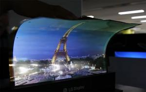 LG Display to Develop Stretchable Display